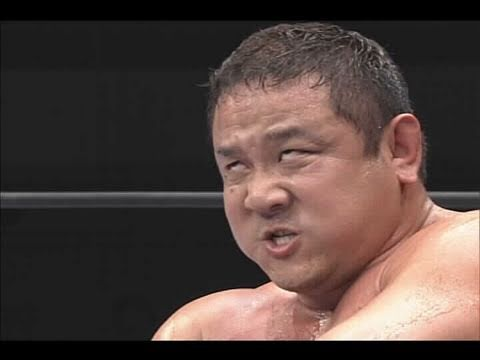 NJPW GREATEST MOMENTS SENDAI SPECIAL 2010.08.12 NAGATA vs KOJIMA