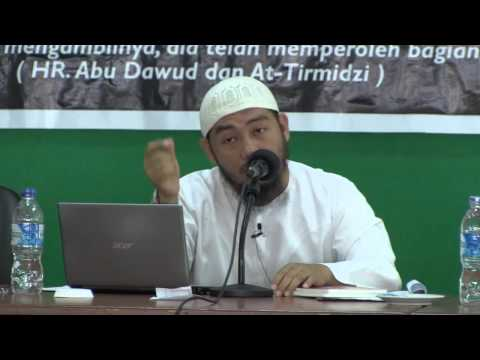 Proses Penciptaan Manusia - Ust Ahmad Ridwan Lc