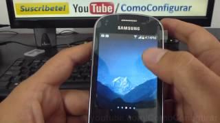 Como Cambiar El Theme De Android Samsung Galaxy Fame S6810