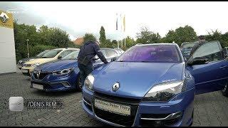 Renault laguna diesel 2.0 dci в ГАВ…. /// Авто из Германии Денис Рем Дестакар