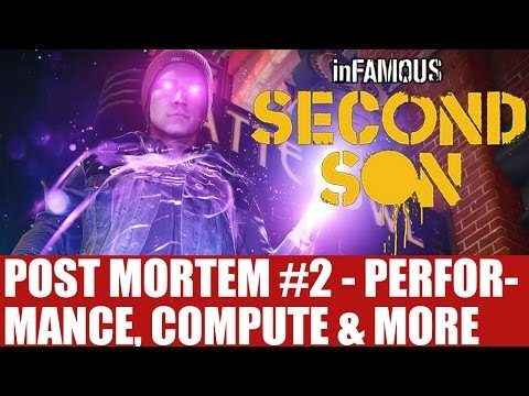 Infamous Second Son Analysis Post-Mortem Part 2 Hardware Performance, Particles & Compute