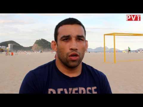 Entrevista - Fábrício Werdum