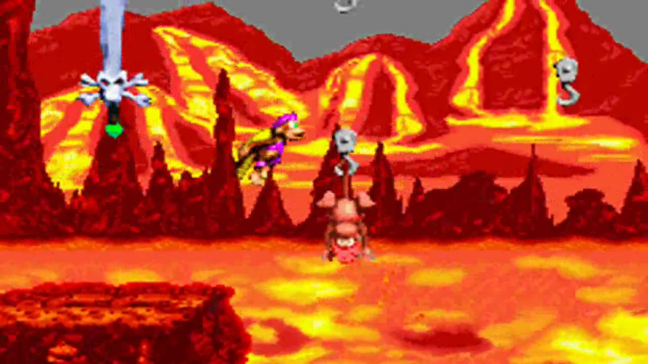 Donkey kong country bosses - photo#18