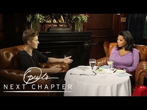 First Look at Justin Bieber on 'Oprah's Next Chapter' - Video