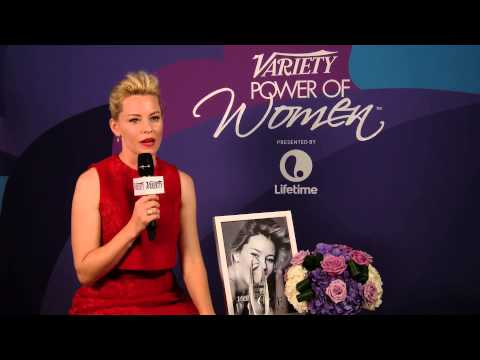 'Hunger Games' Star Elizabeth Banks Honored