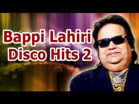 Bappi Lahiri Disco Hits - Part 2 - Top 10 Bollywood Retro Disco Songs