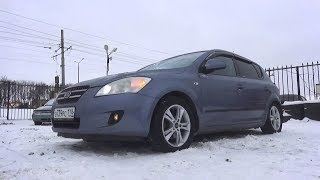 2008 Kia Cee'd. Start Up, Engine, and In Depth Tour.. MegaRetr