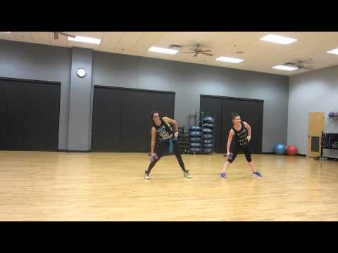 We Are Young by F.U.N. with ZumbaK8, Zumba Toning