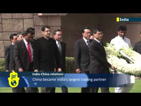 India-China relations: Chinese premier arrives in India for first foreign trip
