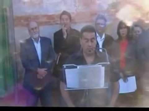 ACTO DE SEÑALIZACIÓN OFICIAL LMH TAPIA DEL CEMENTERIO DE GRANADA Vid 3
