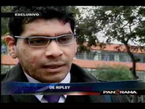 La huelga de los trabajadores de Ripley  parte 1