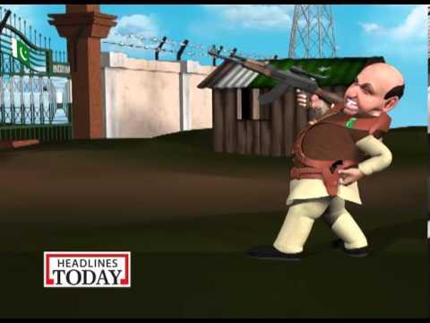 So Sorry: India Pakistan scenerio