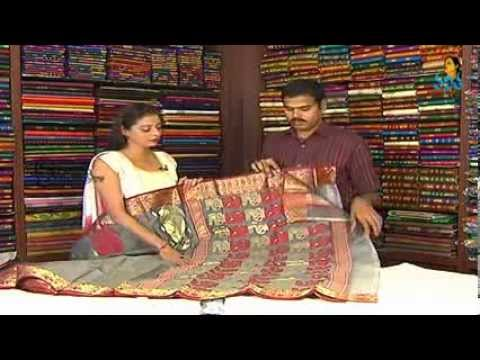 Fancy Designer Cotton Sarees | Sogasu Chuda Tarama_28-11-2013 | Vanitha TV