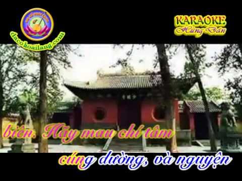 Karaoke - Vong Kim Lang (2Lop day Dao) - HD