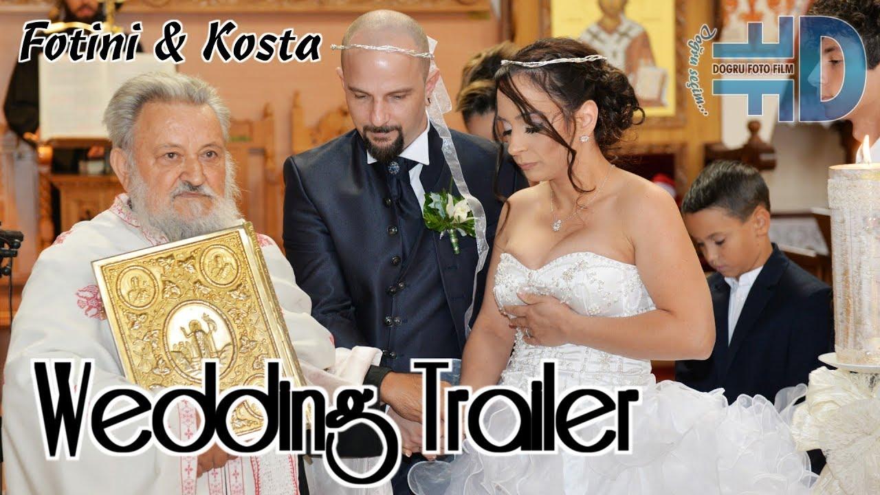 WEDDING TRAILER (Kirchliche Trauung)