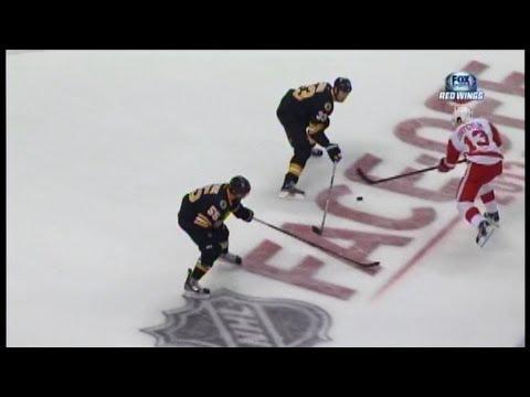 Pavel Datsyuk Magic against Boston 10/14/13