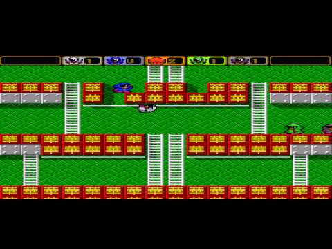 Battle Lode Runner - Battle Match for Vizzed.com - User video