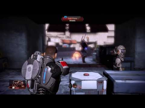 Новый трейлер Mass Effect 2