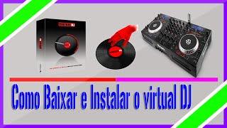 Como Baixar E Instalar O Virtual Dj 2014