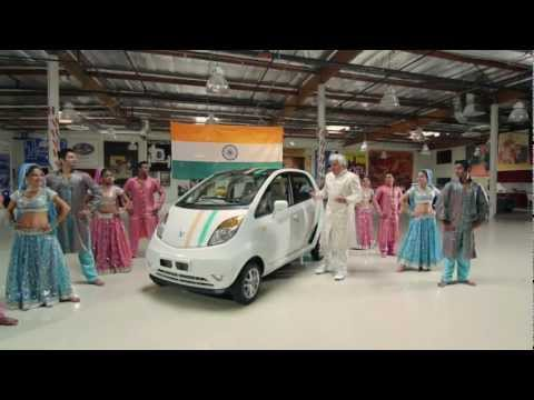 Jay Leno's Garage - 2012 Tata Nano: From Bollywood to Hollywood