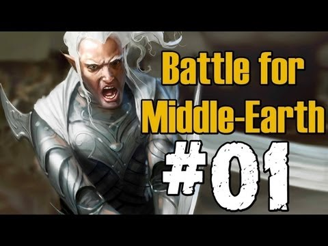 LOTR: The Battle for Middle Earth II #01 - Noções básicas