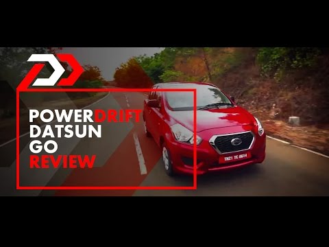 Datsun Go Review: PowerDrift
