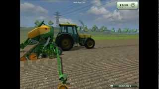How To Plant And Harvest Corn Farming Simulator 2013