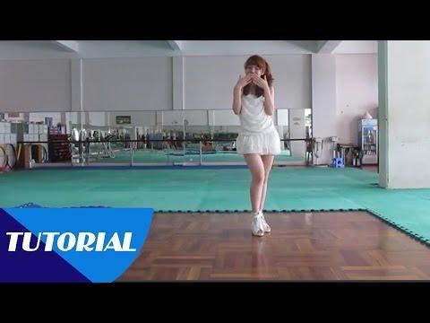 [Tutorial][Mirror] Dạy Nhảy Secret - Yoo Hoo dance cover by R.o.s.a Alba From Viet Nam