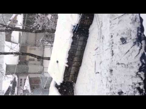 Awesome Himachal,Manali snowfall december 2013_white christmas