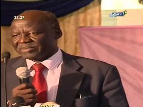 South Sudan Political Parties Political Symposium (Part-2)