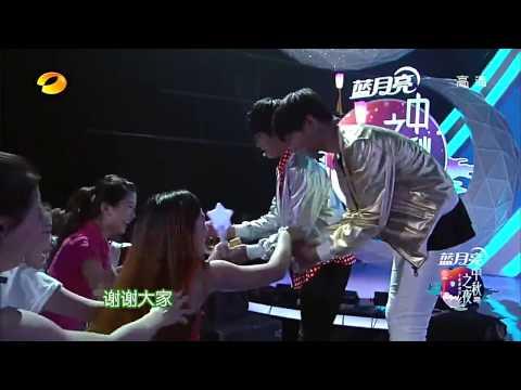 TFBOYS 140908湖南卫视中秋晚会青春修炼手册mc+live