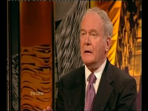 Martin McGuinness Interview - The View