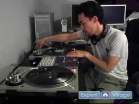 How to DJ Hip-Hop : Hip-Hop Beat Matching