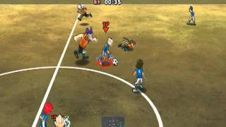Inazuma Eleven Strikers Story Mode Part 10 - Cup 3 - VS Dark Angle