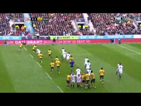 Wallabies' 2013 Rugby Highlights