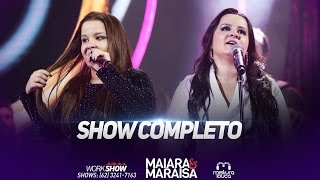 Maiara e Maraísa - Show Completo (Ao Vivo em Goiânia)