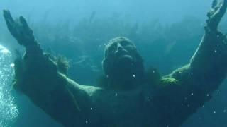 Finding Jesus Under Water