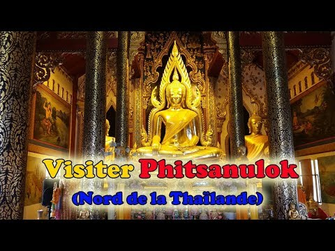 phitsanulok, temples, fabrique de bouddhas et légumes volants