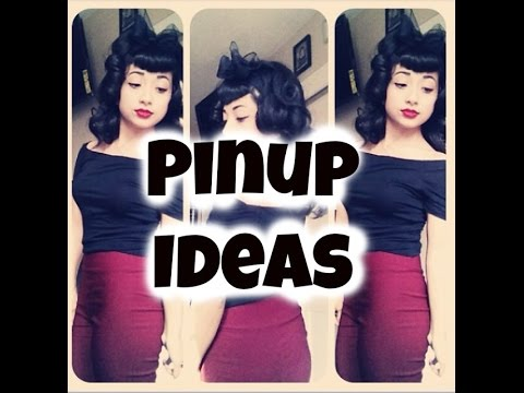 My pin up outfit ideas miss miriam youtube