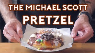 Binging with Babish: Michael Scott's Pretzel from The Office