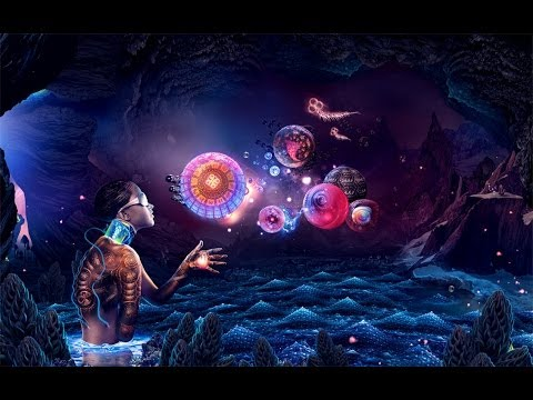 DMT→ The Inner Path to Other Worlds