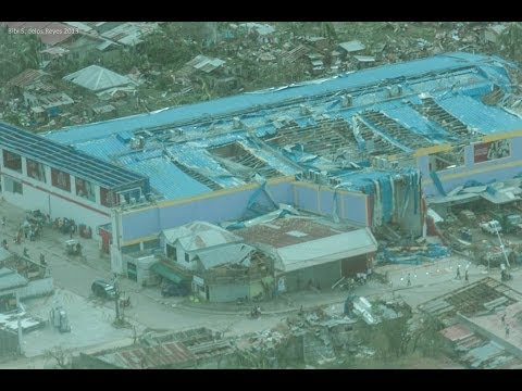 Typhoon Haiyan / Yolanda report from Bantayan Island Cebu ...how one man wants to help.