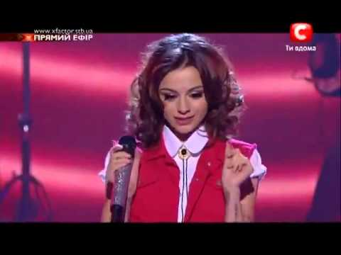 Cher Lloyd live in X Factor Ukraine Swagger Jagger , With Ur Love