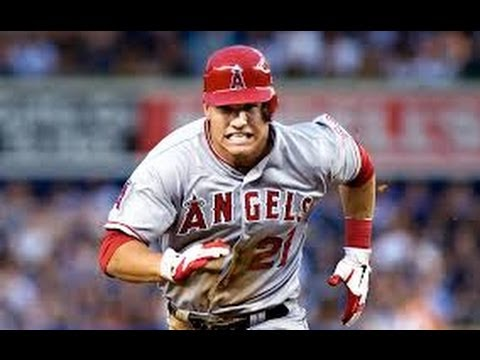 Mike Trout Highlights 2013 HD