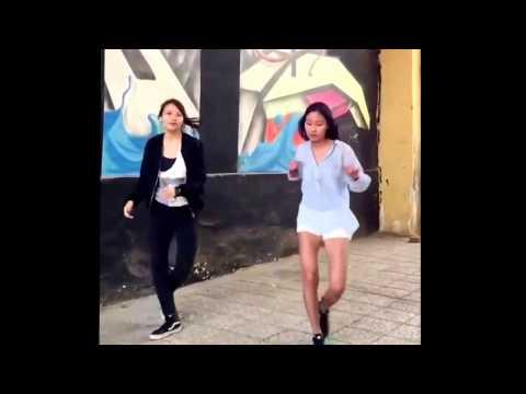 2 Cô gái nhảy dance cực cute