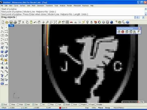 hqdefault jpg Rhino 3D Gallery 3D Box Logo