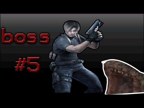 Resident evil 4-Boss gigante #5