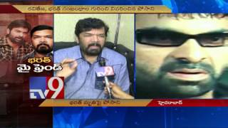 Posani Krishna Murali on Ravi Teja brother Bharat's death-..