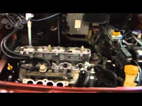 Oficina Mecânica - 10-11-2013 - Montagem do Cabeçote - Fiat Palio 1.0 8v. 1998