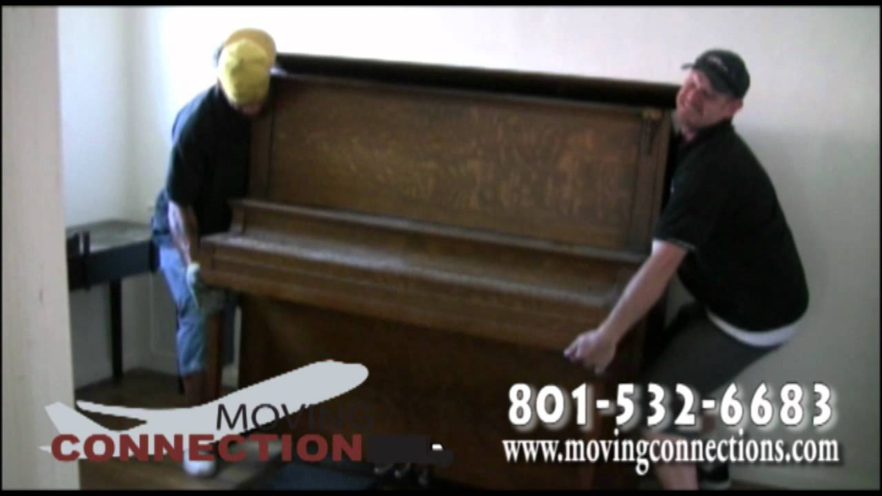 How to move an upright piano by yourself